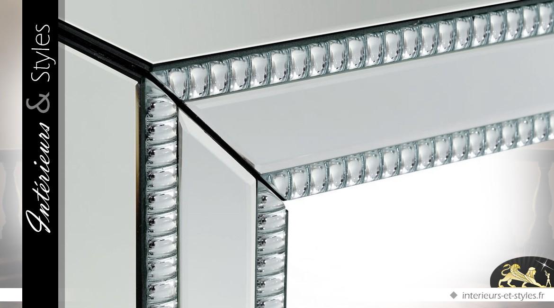 console art d co avec habillage en miroirs int rieurs styles. Black Bedroom Furniture Sets. Home Design Ideas