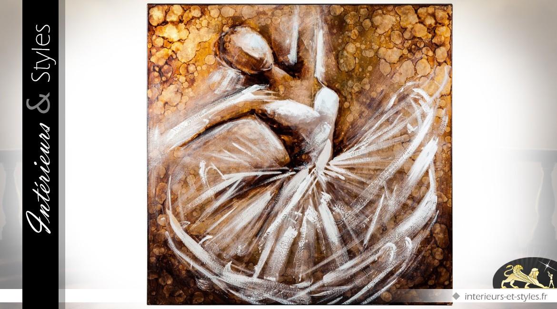 tableau danseuse moderne latest danseuse n with tableau danseuse moderne cheap danse du soleil. Black Bedroom Furniture Sets. Home Design Ideas