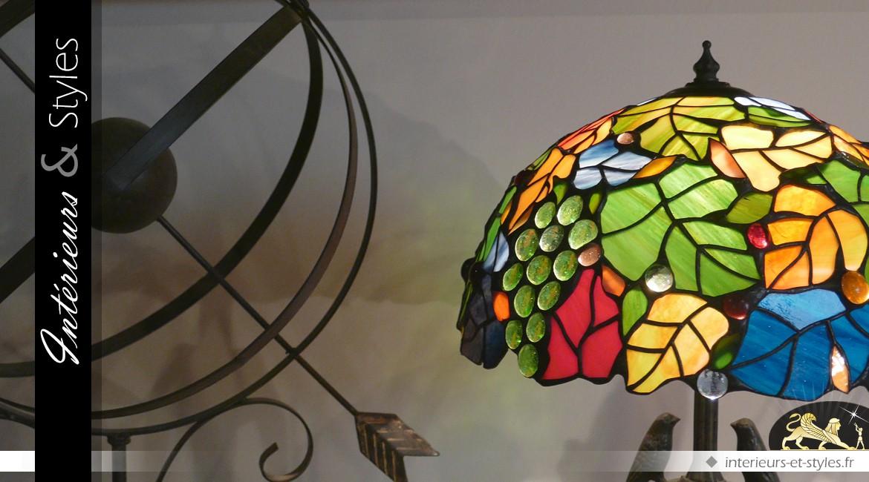 Lampe de prestige : les Raisins de la Passion