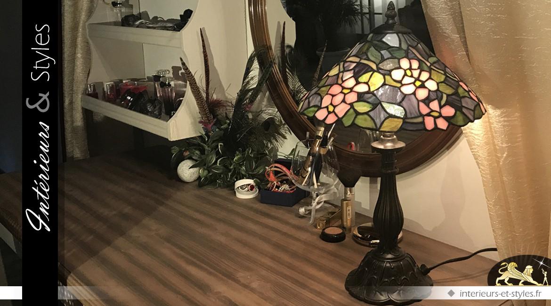 Grande lampe Tiffany : Souvenir sucré