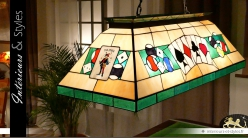 Lustre de billard : Las Vegas snooker