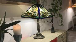 Lampe de salon Tiffany : Nature morte - Ø39cm