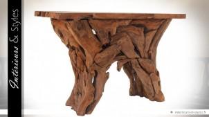 console salon meubles int rieurs styles. Black Bedroom Furniture Sets. Home Design Ideas