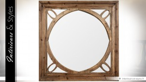 Miroirs muraux psych s miroirs de tables miroirs for Miroir rustique